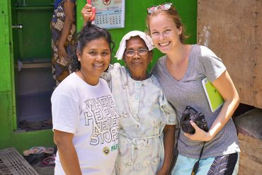 reasons for volunteering abroad
